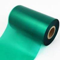 110x300 / 110mmx300mt Yeşil wax ribon