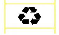 RECYCLE Etiket (Fsc Belgeli)